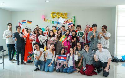 International Day Celebration at The School of Global Studies