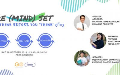 RE(mind)SET: Rethink before you think(ทิ้้ง)