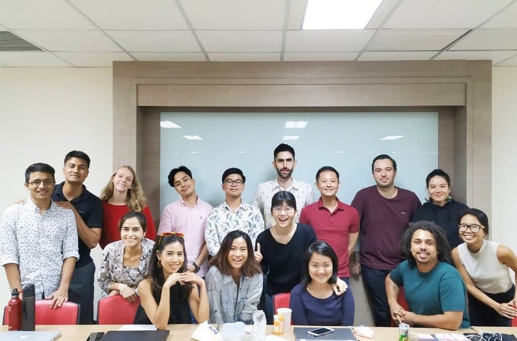 Design Thinking Class for Social Innovation and Sustainability program