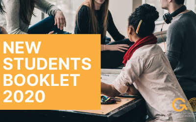 New Students Booklet 2020